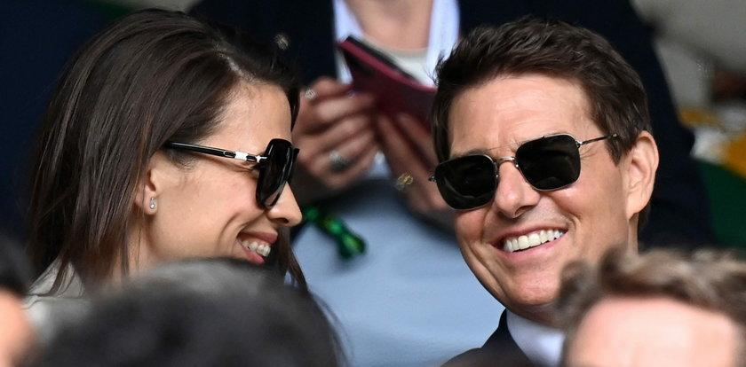 Tom Cruise pokazał się z nową ukochaną. Jest od niego młodsza o 20 lat! To znana aktorka