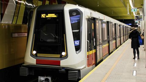 Warszawa otrzyma od UE dofinansowanie 1,8 mld zł na budowę II linii metra