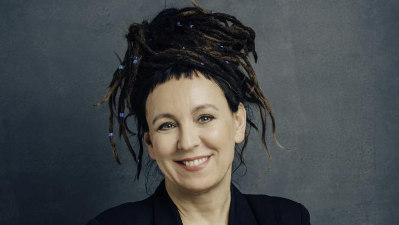Olga Tokarczuk, fot. Łukasz Giza