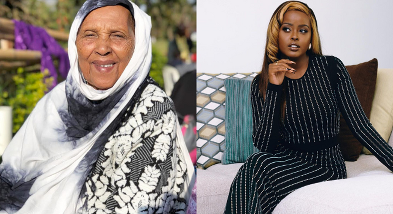We lost her due to complications with the vaccine- NTV's Amina Abdi as she mourns her grandmother
