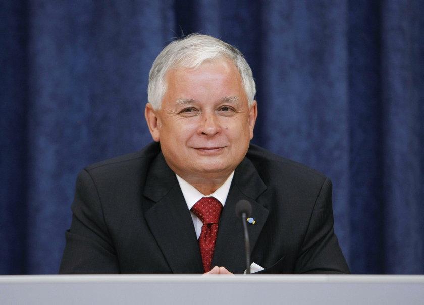 """Tak Kaczyński ugościł sportowców. """"Wrażenia do końca życia"""""""