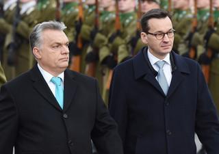 Premier Morawiecki rozpoczął wizytę w Budapeszcie