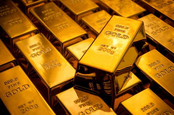 Zlato je jedna od opcija za investiranje