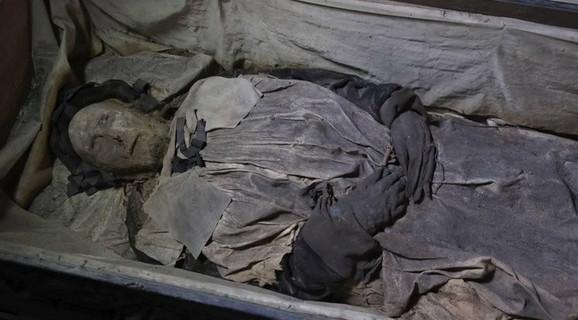 Naučnici kažu da Vinstrupova mumija spada među najbolje očuvane posmrtne ostatke u Evropi iz 17. veka