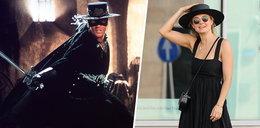 Małgorzata Socha wyszła na zakupy ubrana jak Zorro!