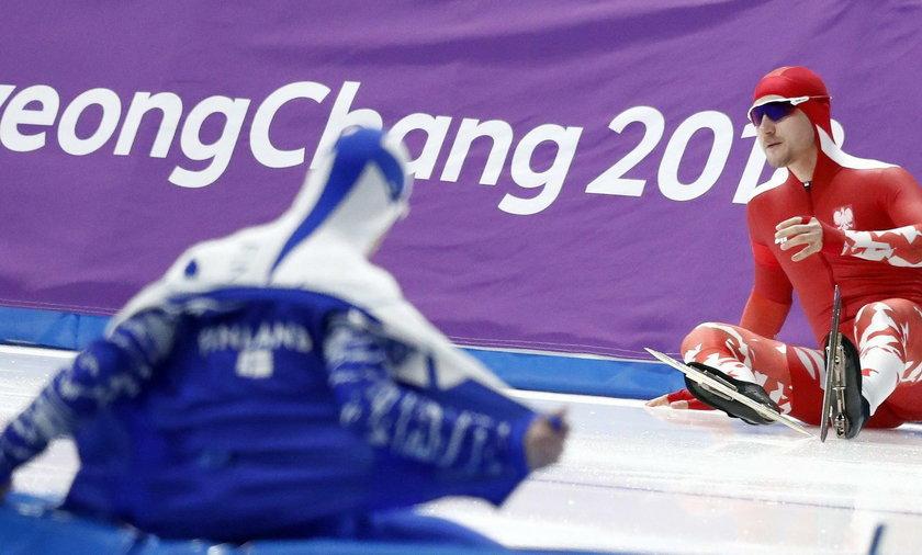 Dramat Polaka na olimpiadzie
