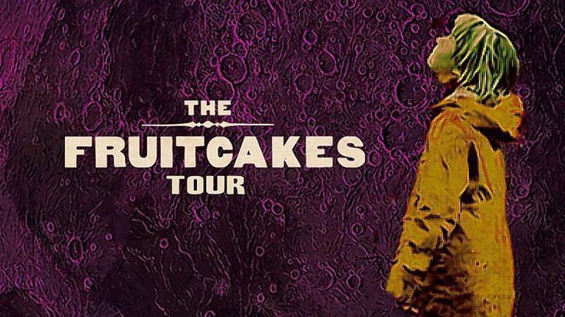 The Fruitcakes - plakat