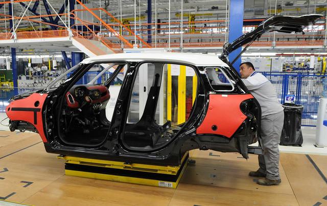 Fiat, proizvodnja
