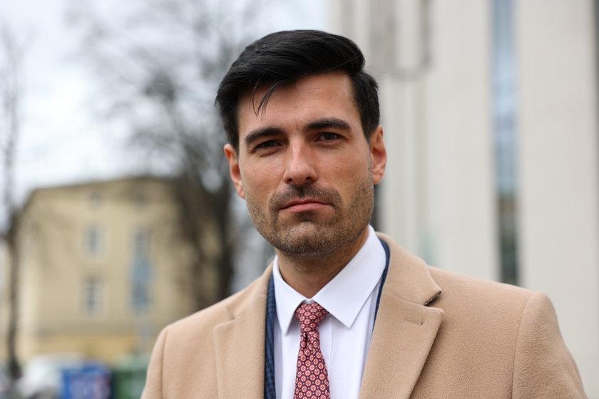Mecenas Robert Kornalewicz, obrońca Wiktorii K.