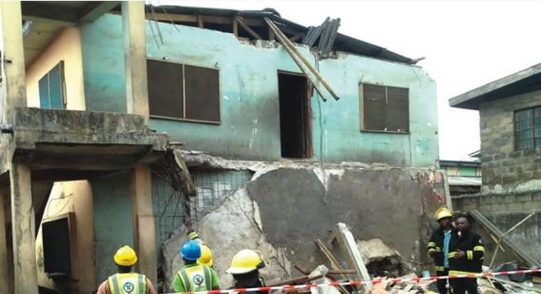 6 killed in hospital wall collapse in Kenya