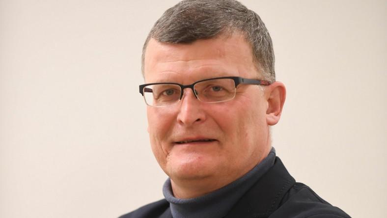Warszawa, 10.01.2017. Doktor Paweł Grzesiowski, pediatra, immunolog. (bz/awol) PAP/Bartłomiej Zborowski