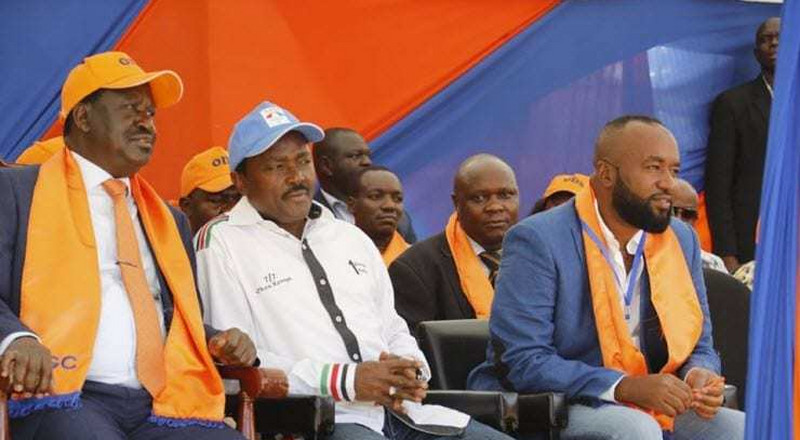 Raila assembles his troops with a powerful coalition in the offing as Jubilee sinks