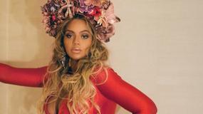 Beyonce eksponuje ciążowe kragłości na gali. Uwagę zwróciły jednak jej usta...