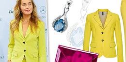 Kamilla Baar to kolorowa elegantka