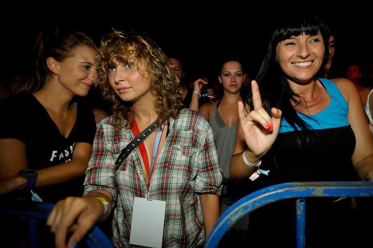 Audioriver 2013: zdjęcia publiczności z drugiego dnia (fot. Artur Rawicz/Onet)