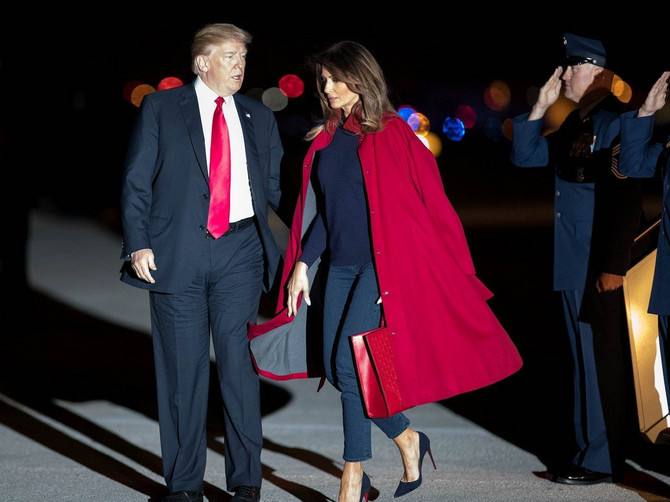 Naša princeza se srela sa Trampom: Za taj poseban susret odabrala je JEDAN OVAKAV KOSTIM