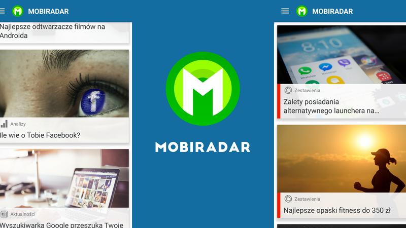 MobiRadar - najlepsze aplikacje dla użytkowników Androida