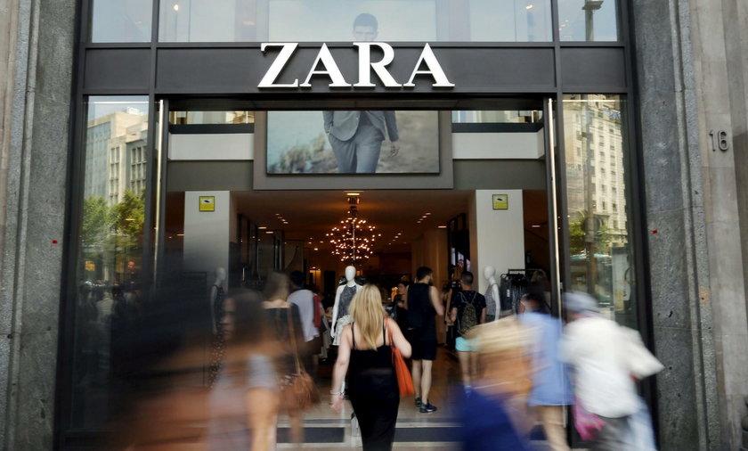 Wiele sklepów marki Zara lada moment zniknie z galerii handlowych na całym świecie