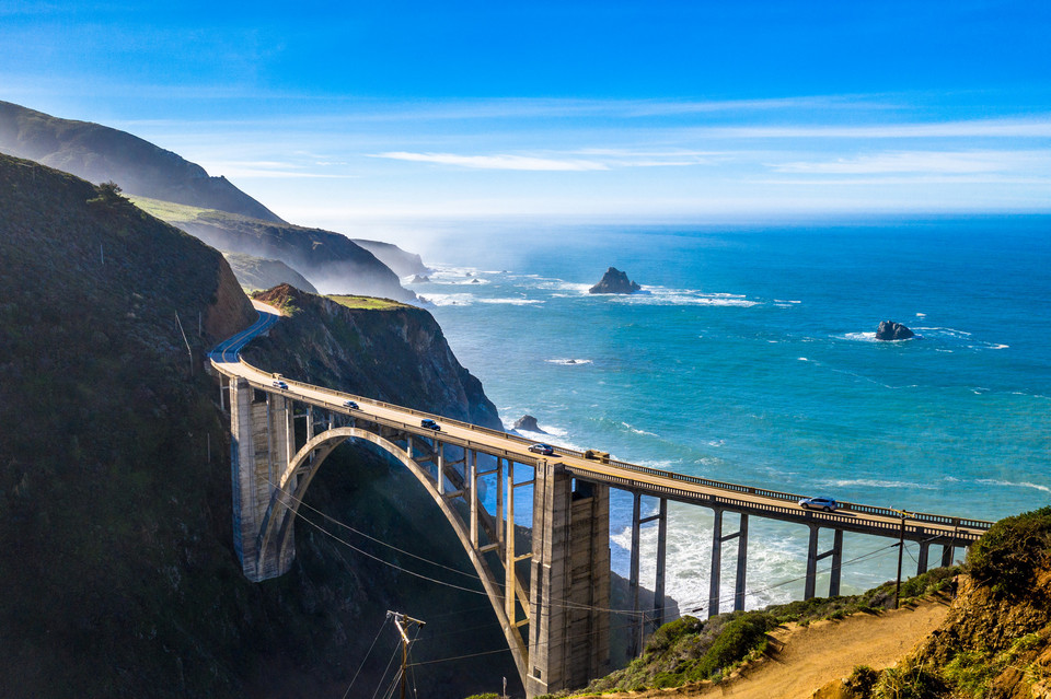 Highway One – Kalifornia, USA