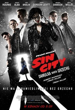 Sin City - damulka warta grzechu