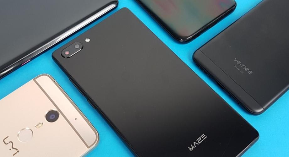 Günstige Android-Smartphones aus China im Vergleichstest