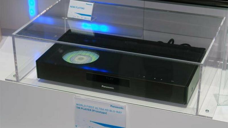 Standard Ultra HD Blu-ray z oficjalną specyfikacją