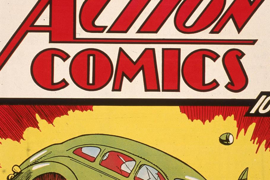 Action Comics No. 1 Introducing Superman