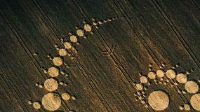 Tajemnicze znaki na Ziemi