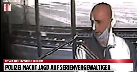 U Nemačkoj uhapšen Srbin silovatelj