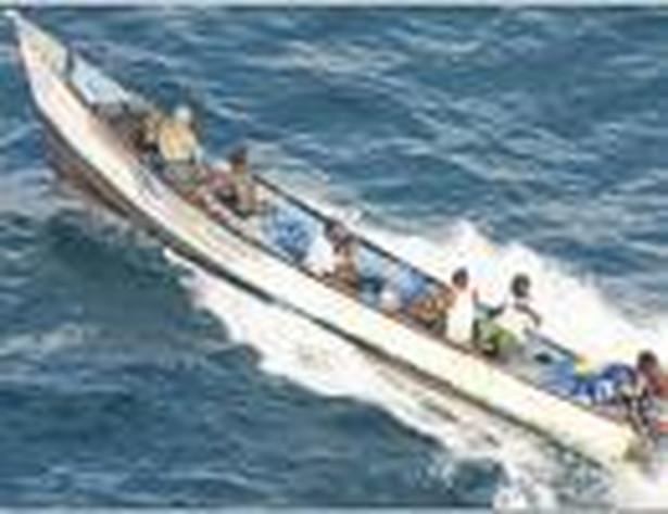 Obecnie w niewoli znajdują się 34 statki Fot. Reuters/Forum