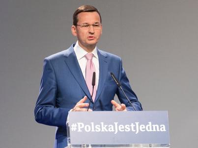 """Wicepremier Morawiecki obiecuje """"prawdziwy przełom"""" w prorozwojowej polityce gospodarczej. Zamiast specjalnych stref ekonomicznych - jednolity obszar inwestycyjny na terenie całego kraju"""