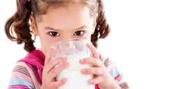 Tłuste mleko nie tuczy dzieci