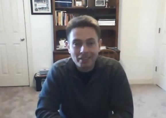 Robin Drik, šef kontraobaveštajnog Odeljenja FBIza analizu ponašanja
