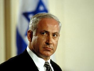 Benjamin Netanyahue at the White House
