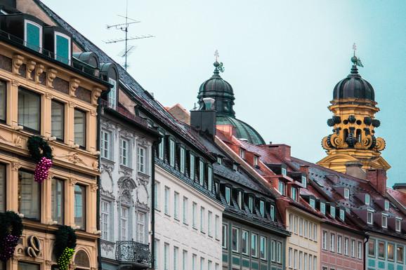 Stanovi najskuplji u Minhenu i Frankfurtu