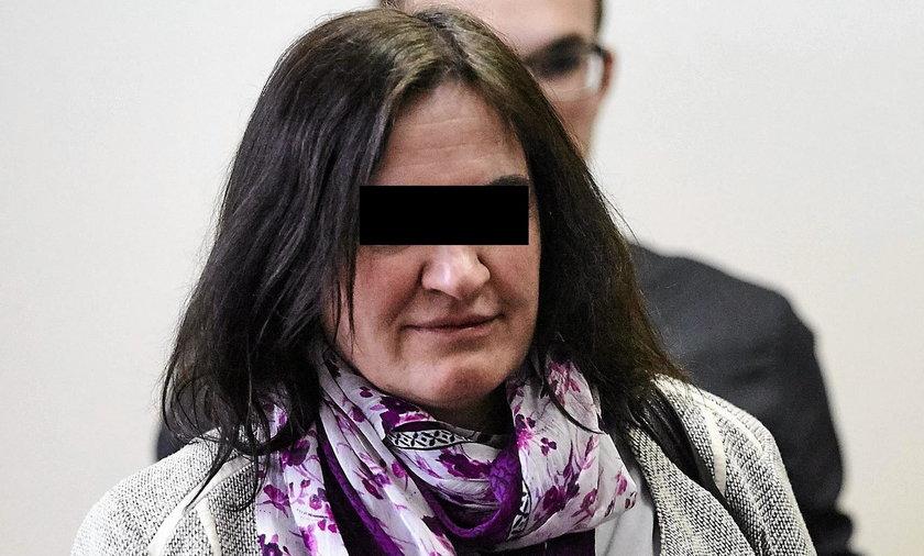 Radna Anna S. usłyszała zarzuty