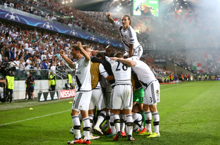 Losowanie grup Ligi Mistrzów: Real, Borussia Dortmund i Sporting rywalami Legii