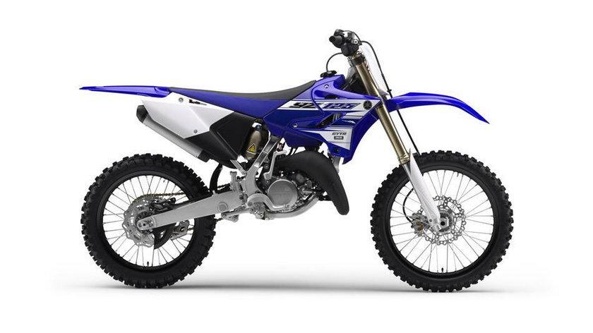 7. Yamaha YZ125