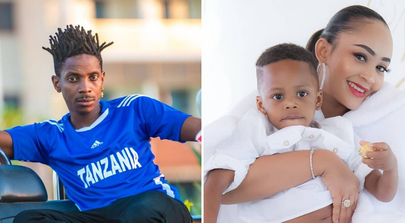 Eric Omondi gets cozy with alleged ex, Zari Hassan's son hospitalized this week on #UhondoMtaani
