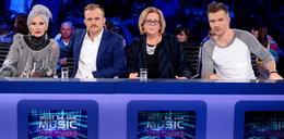 "Nowe jury ""Must Be the Music"""