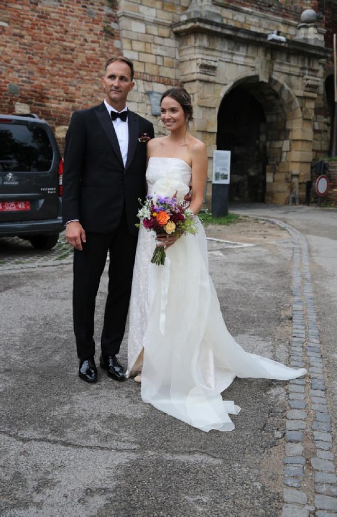 Čestitamo: Dušan Vemić sa suprugom Jelenom