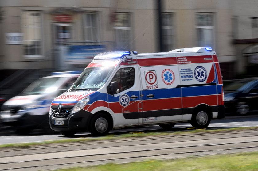 Legnica. Nietypowa interwencja ratowników. Właścicielce grozi wysoka kara