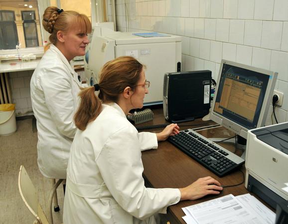 Laboratorija Instituta za javno zdravlje u Nišu