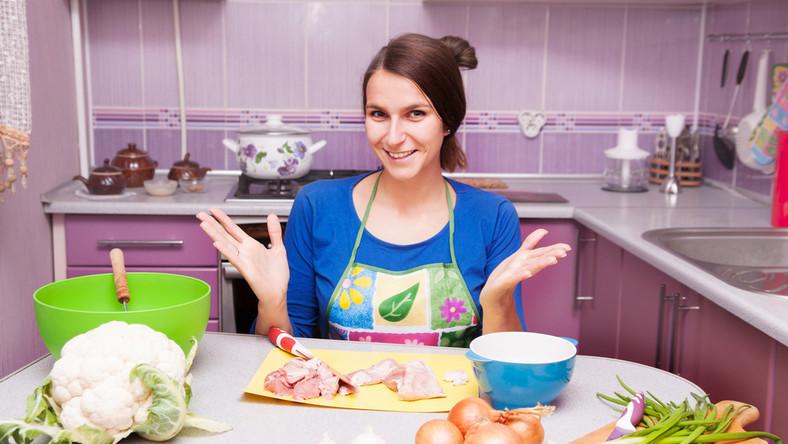 Jak dbać od higienę podczas gotowania?