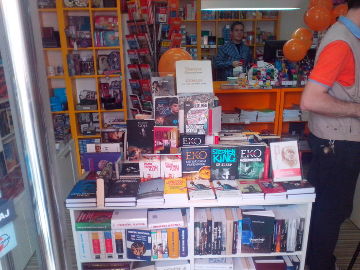 knjige službeni glasnik knjižara zemun