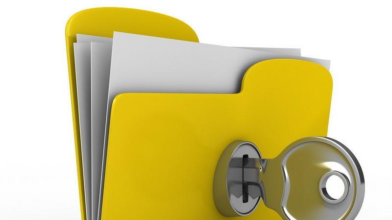 Jak zabezpieczyć folder hasłem, fot. Shutterstock