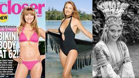 65-letnia Jane Seymour wciąż zachwyca urodą