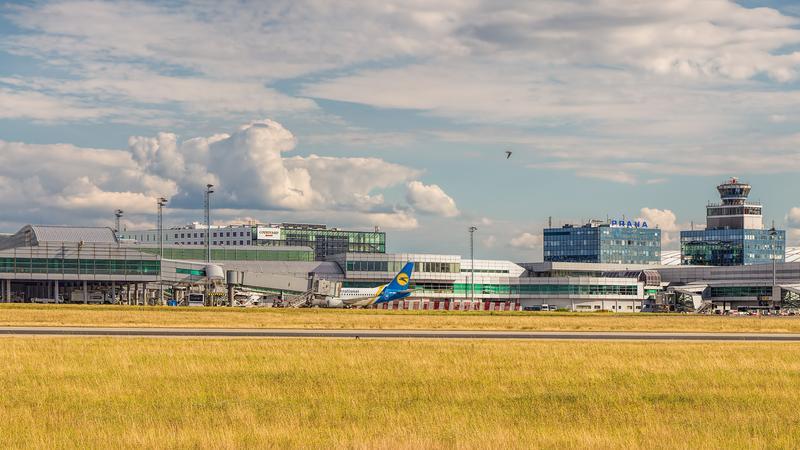 Lotnisko, Praga