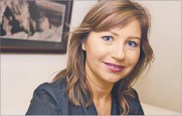 Jolanta Budzowska, radca prawny i partner w kancelarii Budzowska Fiutowski i Partnerzy, członek zarządu europejskiej organizacji prawników zajmujących się szkodami na osobie PEOPIL (Pan European Organisation of Personal Injury Lawyers) Fot. Wojciech Górski