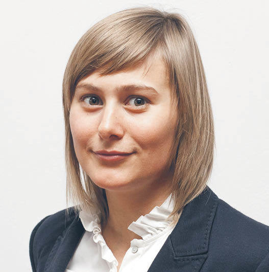Dorota Głowacka, ekspertka Fundacji Panoptykon fot. materiały prasowe
